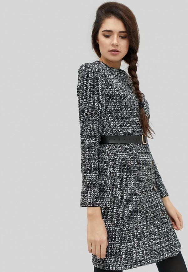 Купить Платье Cardo, mp002xw1hvyd, серый, Осень-зима 2018/2019