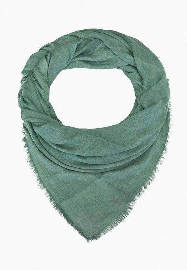 женский платок le motif couture, зеленый