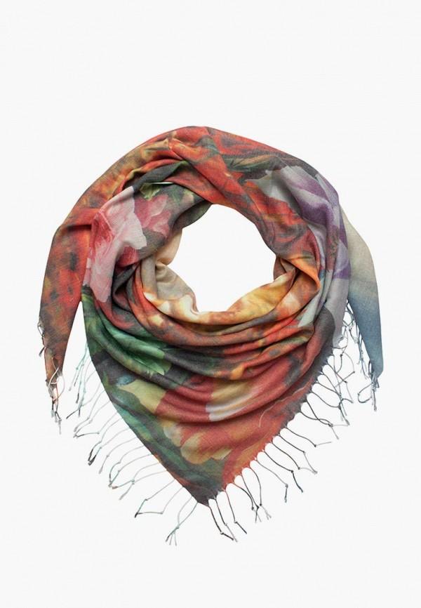 женский платок le motif couture, разноцветный