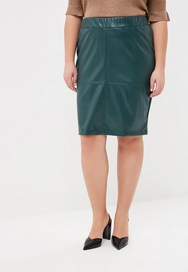 женская юбка jp, зеленая