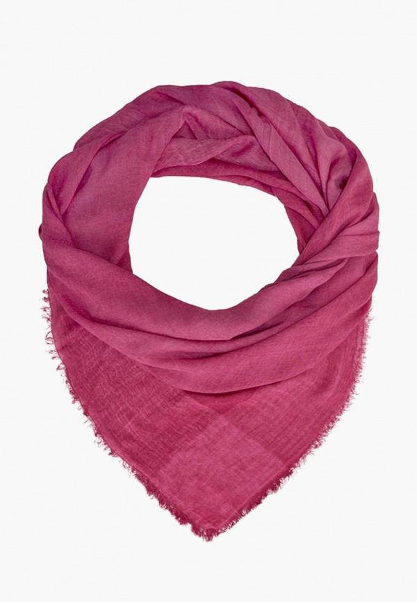 женский платок le motif couture, розовый