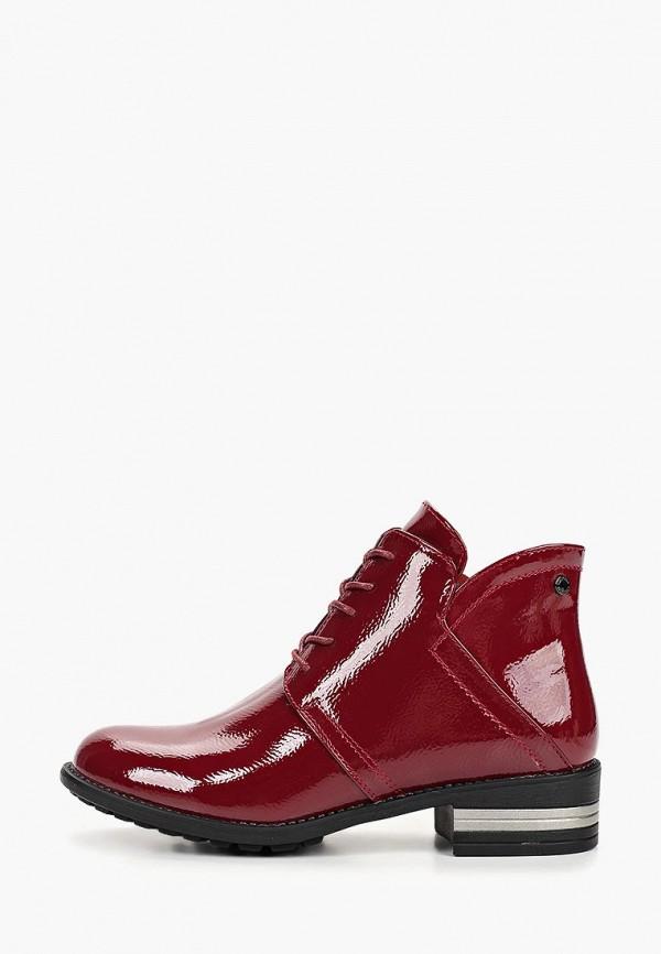 Купить Ботинки T.Taccardi, mp002xw1hwvc, бордовый, Весна-лето 2019