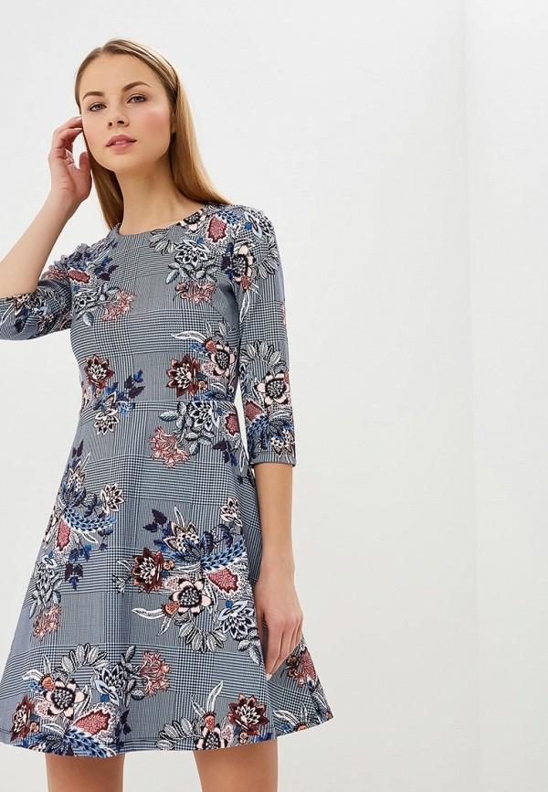 Купить Платье Incity, mp002xw1hwwj, голубой, Осень-зима 2018/2019