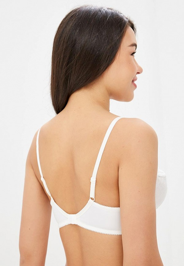 Фото 3 - Бюстгальтер Ze:Bra lingerie белого цвета