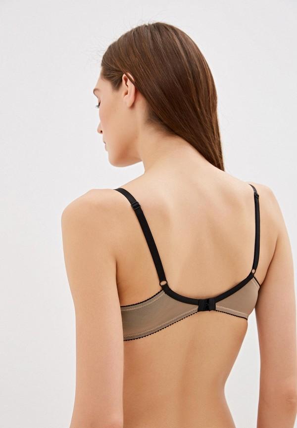 Бюстгальтер Ze:Bra lingerie цвет бежевый  Фото 3