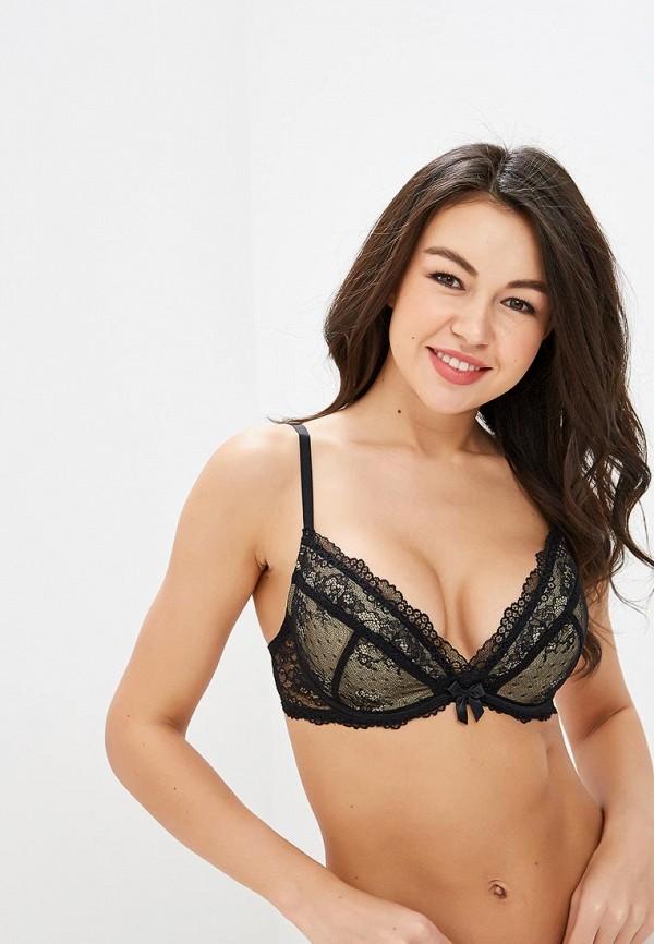 Фото - Бюстгальтер Ze:Bra lingerie черного цвета