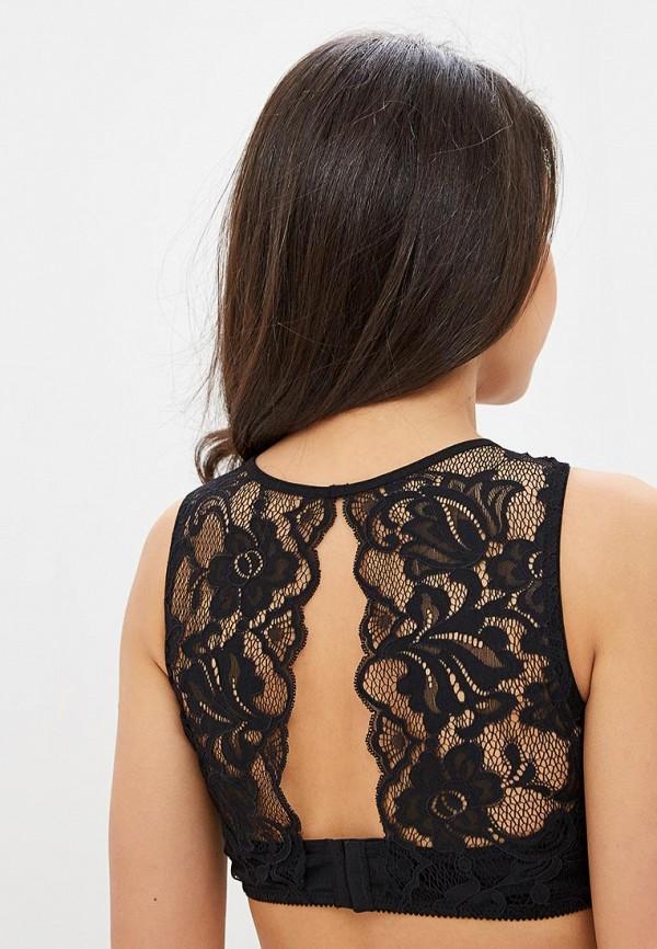 Фото 3 - Бюстгальтер Ze:Bra lingerie черного цвета