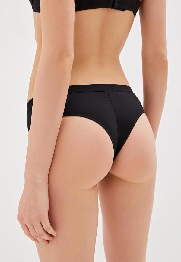 Трусы Ze:Bra lingerie цвет черный  Фото 2