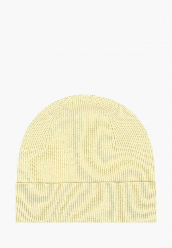 женская шапка forti knitwear, желтая