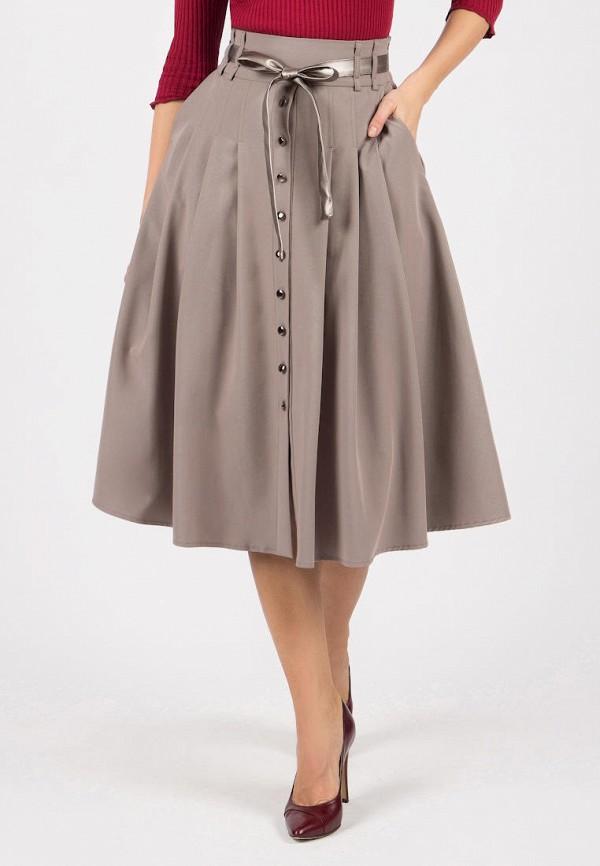 женская юбка olivegrey, бежевая