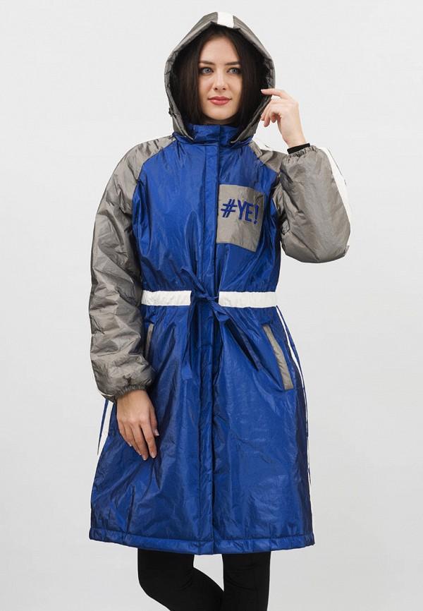 женская куртка pavel yerokin, синяя