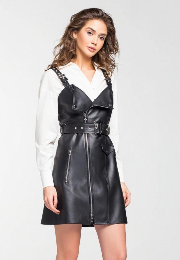 Купить Платье itelle, mp002xw1hxqn, черный, Осень-зима 2018/2019