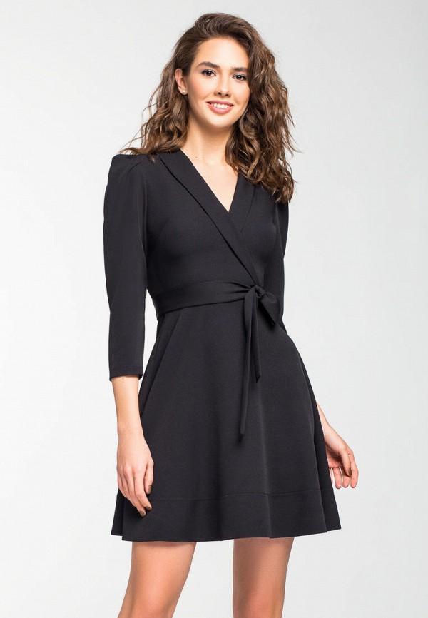 Купить Платье itelle, mp002xw1hxqp, черный, Осень-зима 2018/2019