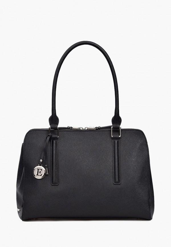 женская сумка eleganzza, черная