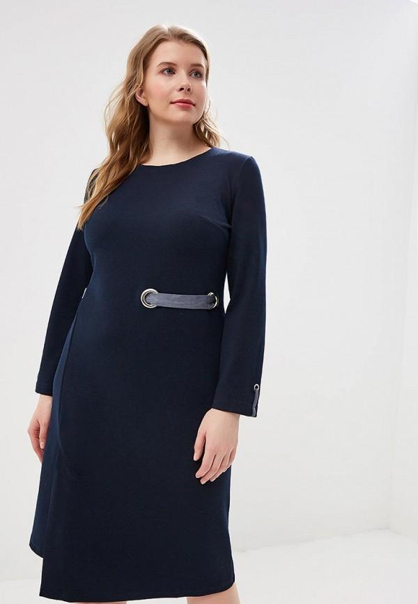 женское повседневные платье tantino, синее