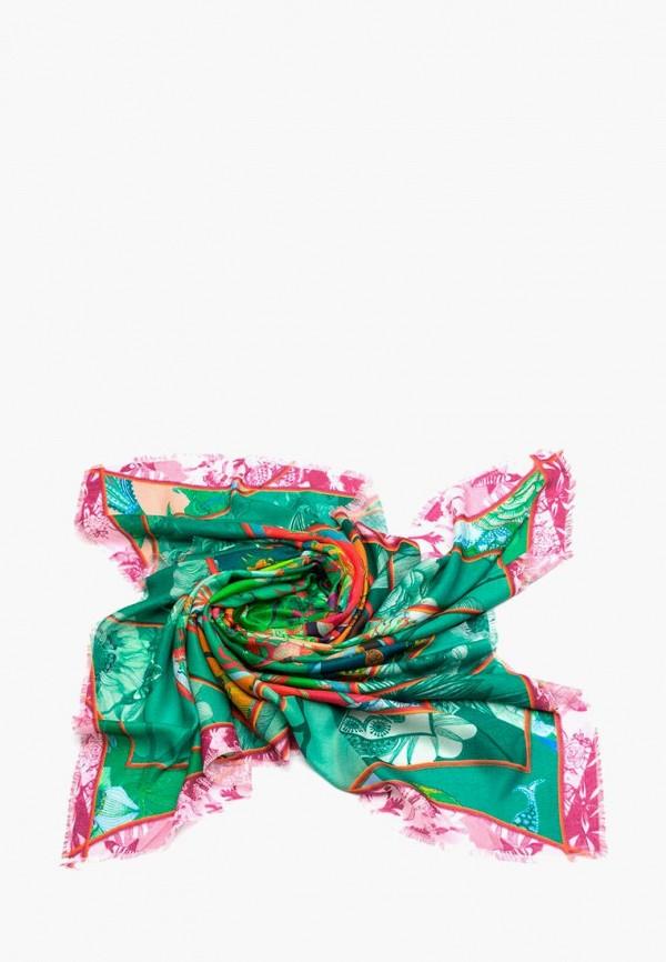 женский платок foxtrot, зеленый