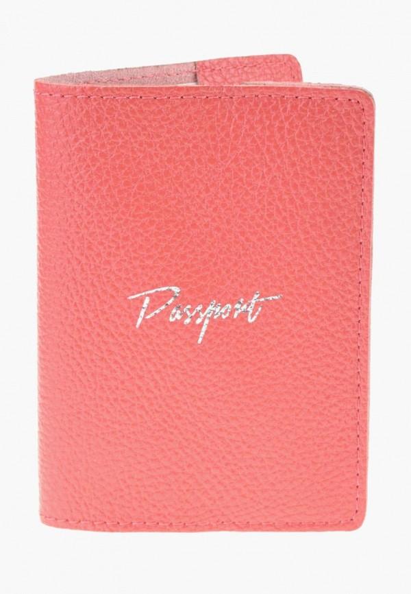 Купить Обложка для паспорта BB1 розового цвета