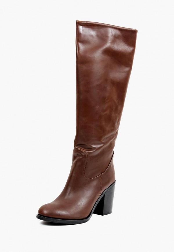 женские сапоги hotic, коричневые