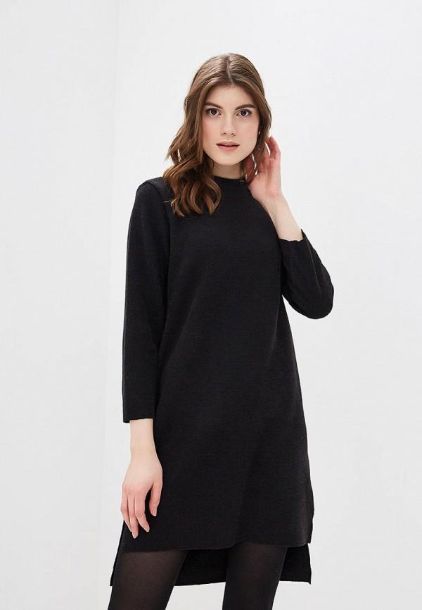женское платье befree, черное