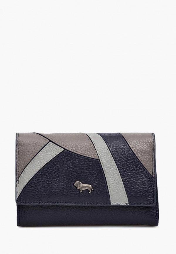женский кошелёк labbra, синий
