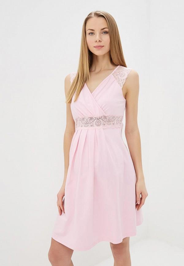 Сорочка ночная Hunny mammy Hunny mammy MP002XW1HYO0 комплект для беременных и кормящих hunny mammy халат сорочка ночная цвет розовый серый 1 нмк 07720 размер 46
