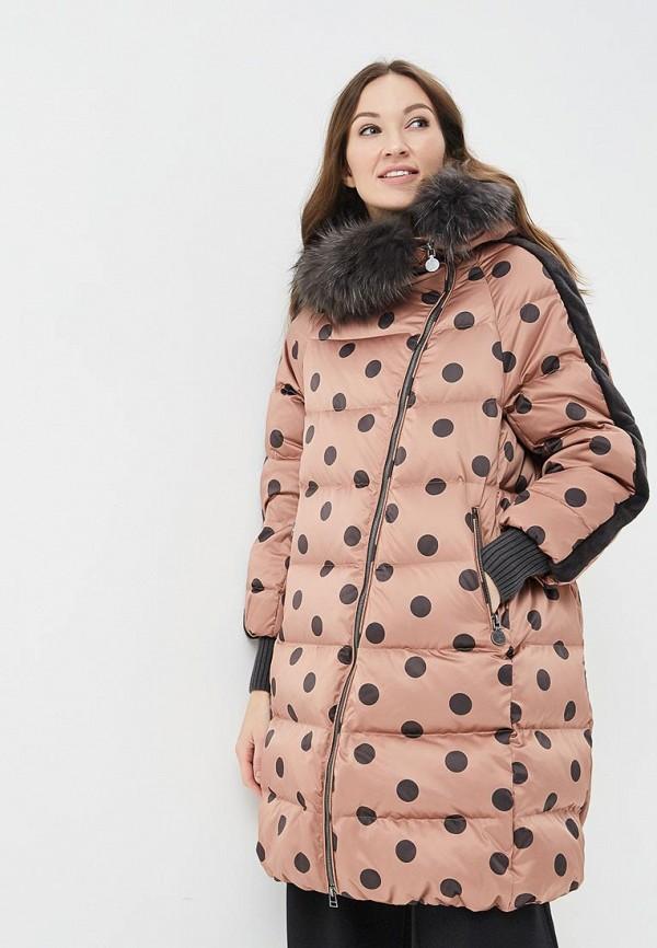 Купить Пуховик Naumi, mp002xw1hyrv, розовый, Осень-зима 2018/2019