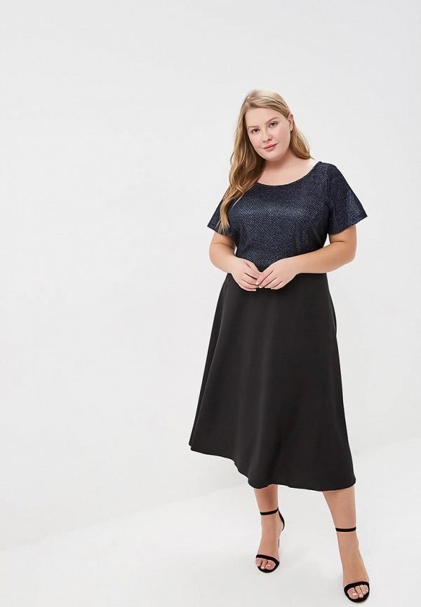 женское вечерние платье jp, черное
