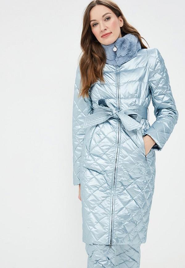 Купить Пуховик Naumi, mp002xw1hyuv, голубой, Осень-зима 2018/2019