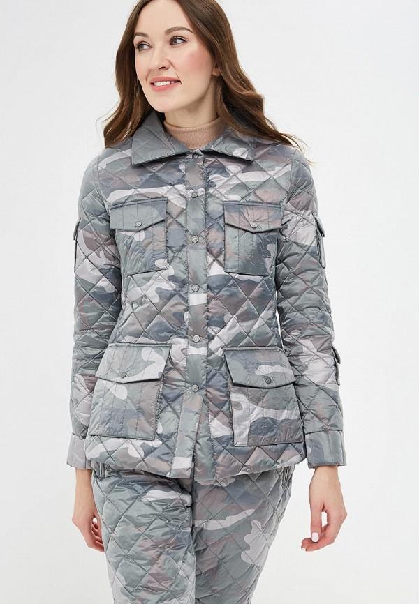 Купить Пуховик Naumi, mp002xw1hyv3, серый, Осень-зима 2018/2019