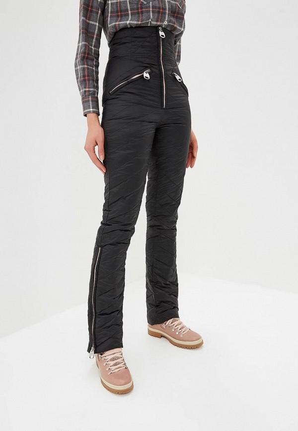 женские брюки miss naumi, черные