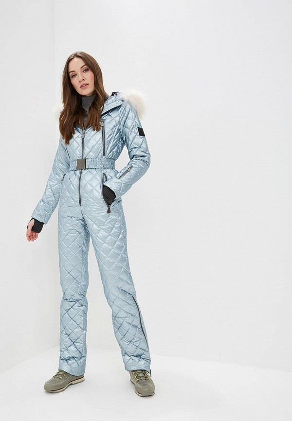 Купить Комбинезон утепленный Naumi, mp002xw1hz08, голубой, Осень-зима 2018/2019