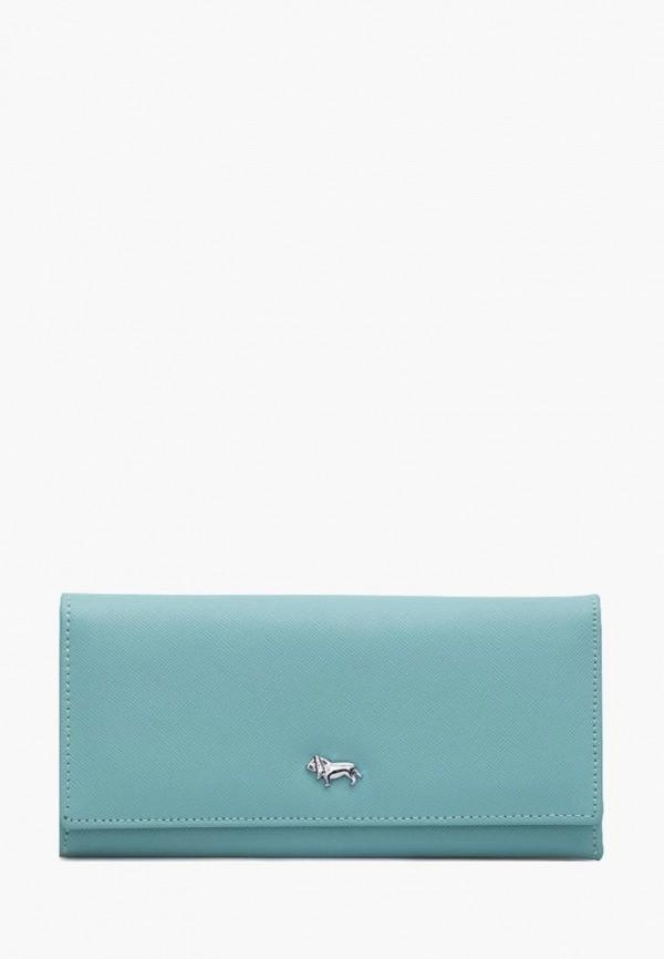 женский кошелёк labbra, голубой