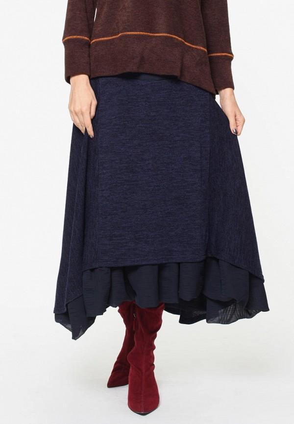 женская юбка kata binska, синяя