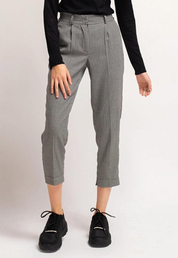 женские классические брюки urban streets, серые