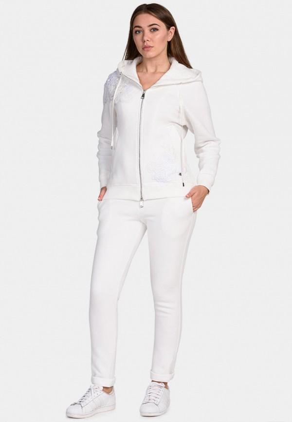 женский спортивные спортивный костюм o&j, белый