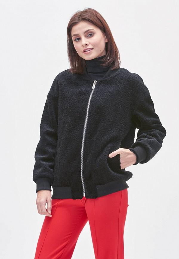женская куртка silverfox, черная