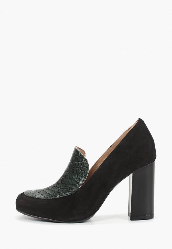 Купить Туфли Hestrend, mp002xw1i1b6, черный, Осень-зима 2017/2018