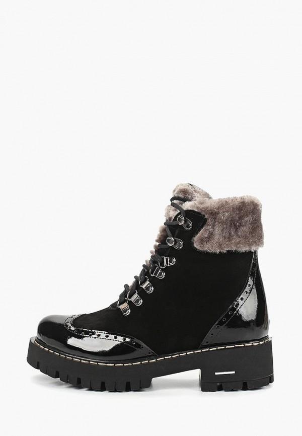 Купить Ботинки Hestrend, mp002xw1i1gk, черный, Осень-зима 2017/2018