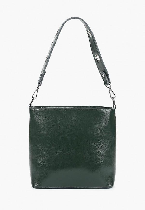 женская сумка bolso, зеленая