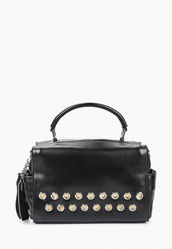 женская сумка bolso, черная