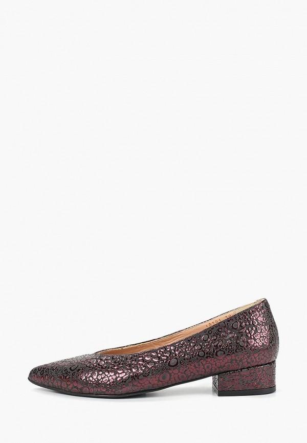 женские туфли hestrend, фиолетовые