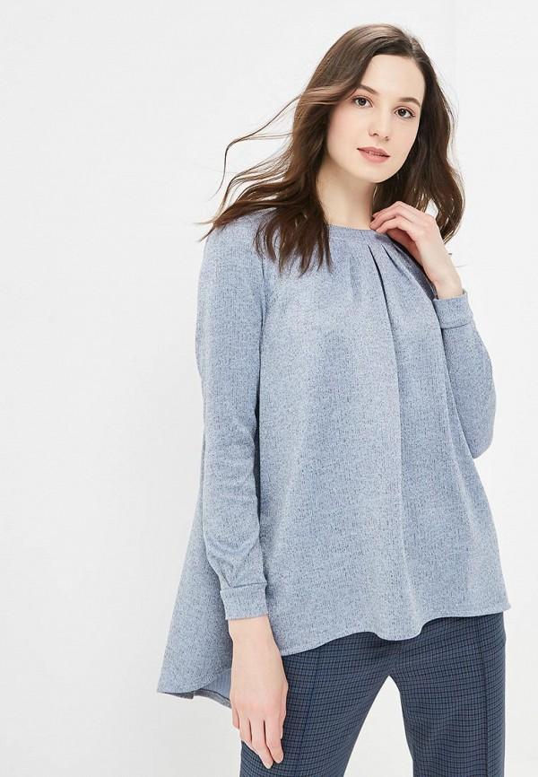 Купить Туника Mari Vera, mp002xw1i1in, серый, Осень-зима 2018/2019