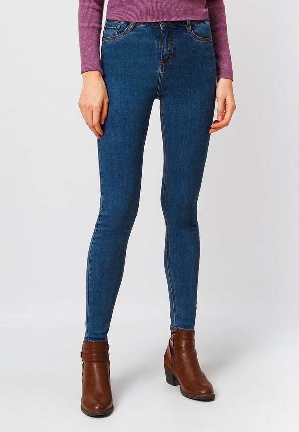 женские джинсы finn flare, синие