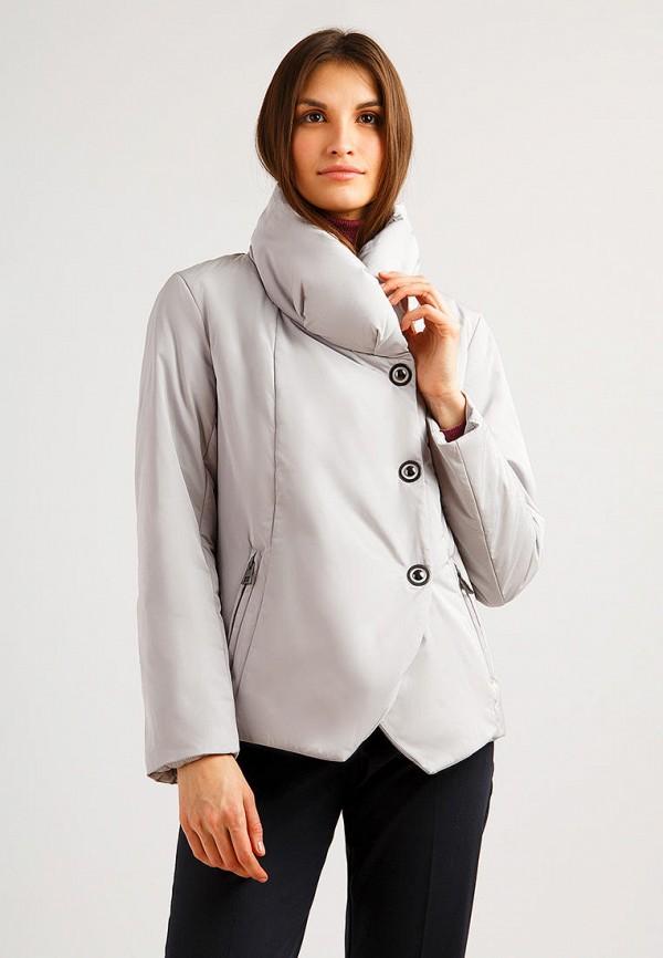 женская куртка finn flare, серая