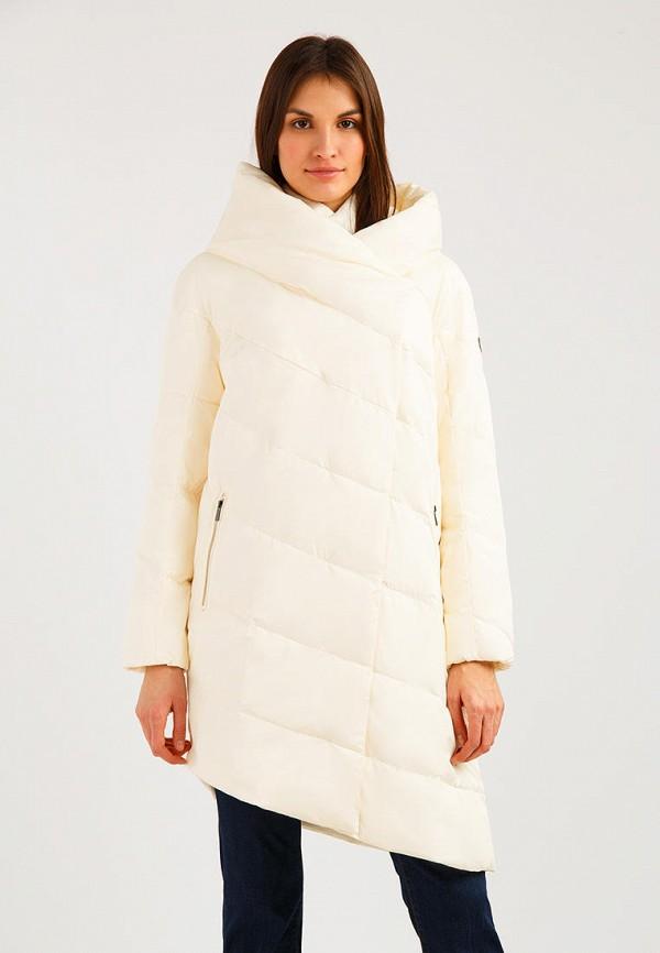 женская куртка finn flare, белая