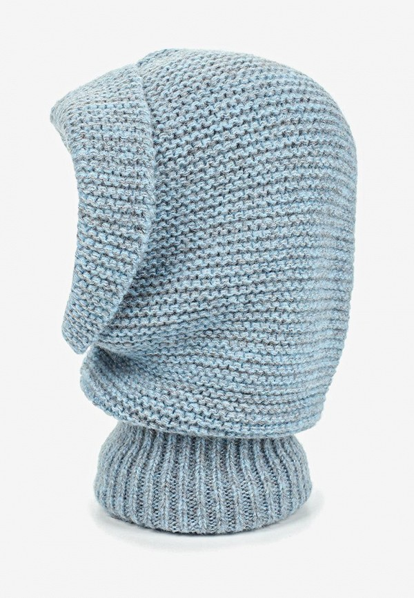 женский снуд forti knitwear, фиолетовый
