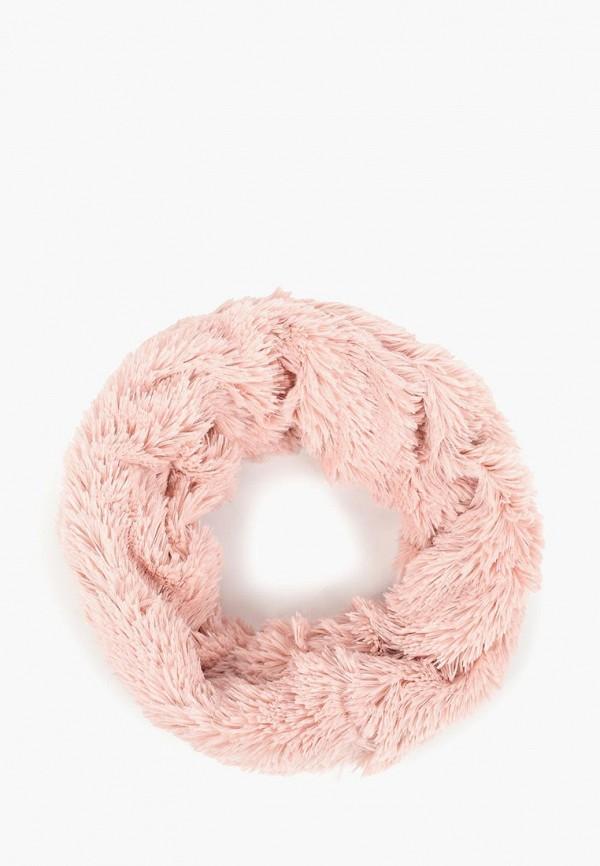 женский снуд colin's, розовый