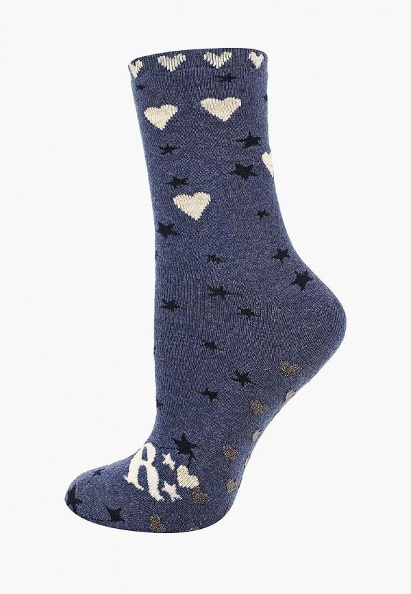 женские носки colin's, синие