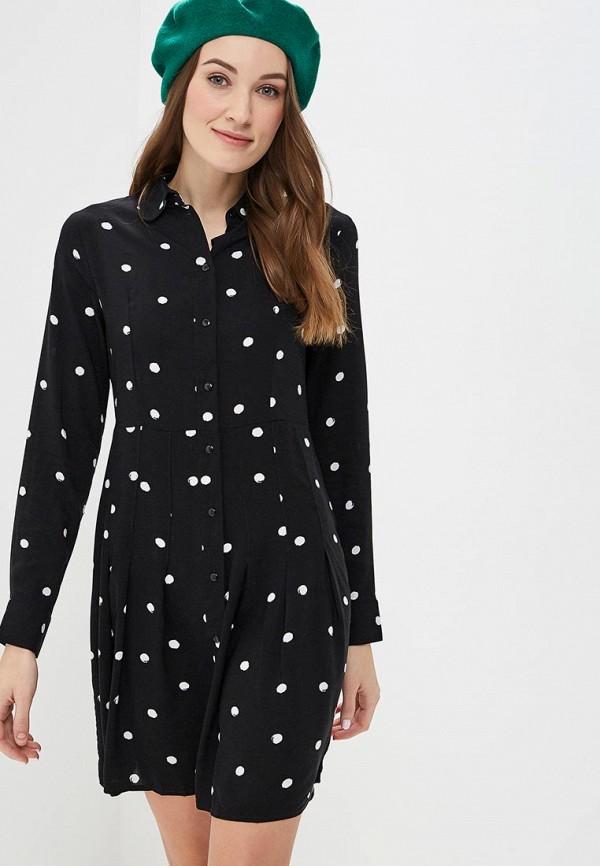 женское повседневные платье colin's, черное