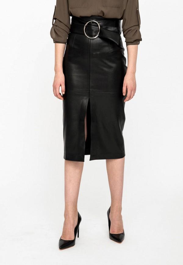Кожаные юбки Lime